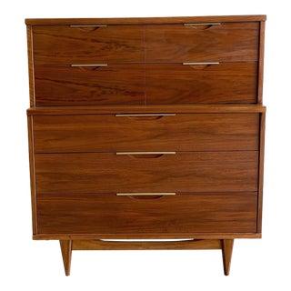 Kent Coffey Highboy Dresser For Sale