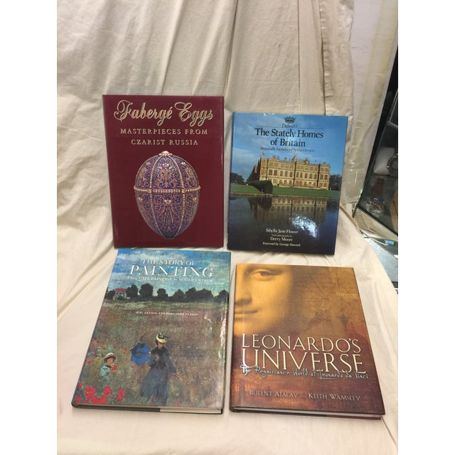 Traditional Decorative Book Lot Coffee Table Books 12 Books For Sale - Image 3 of 5