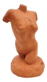 Image of Brown Sculpture