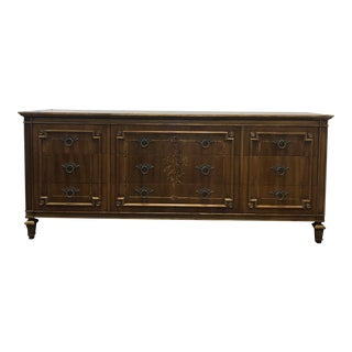 John Widdicomb French Style Dresser For Sale