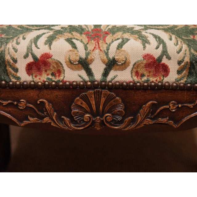 19th Century French Regence Style Fauteuil - Image 9 of 9