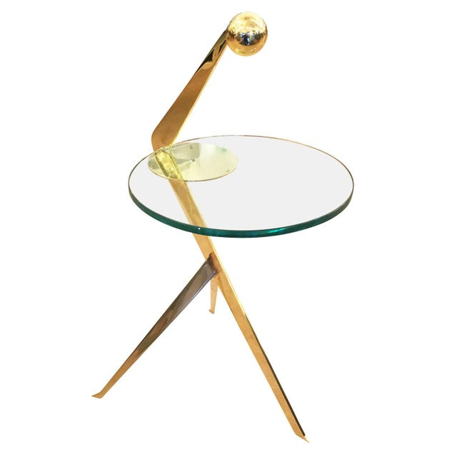 Metal Tiramisu' Side Table by Gasapare Asaro for formA For Sale - Image 7 of 7