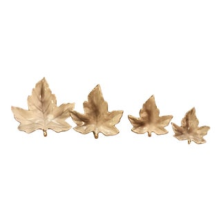 Gladys Vintage Leaves - Set of 4