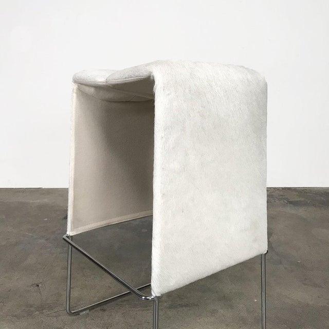 2000 - 2009 B&B Italia 'Pyllon' Stool by Nicole Aebischer For Sale - Image 5 of 6