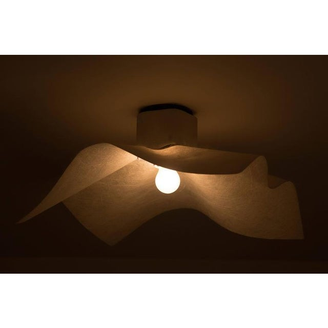 """Six """"AREA"""" Wall or Ceiling Lights by Mario Bellini for Artemide - Image 5 of 8"""