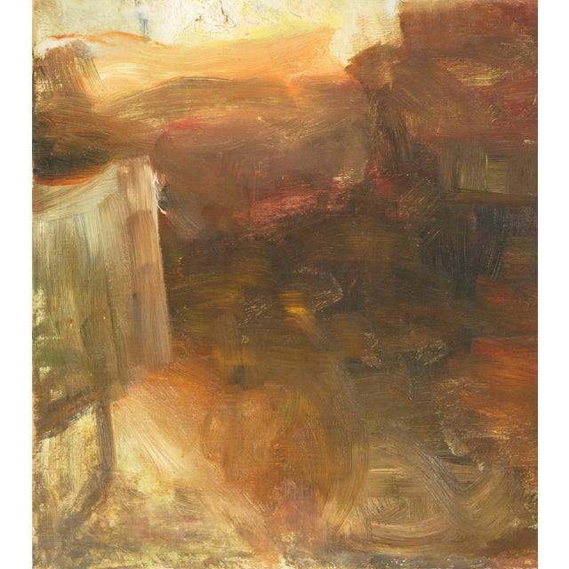 'Interior With Mirror' by Julius Paulsen, Paris Salon, Royal Danish Academy, Impressionist Oil, Benezit For Sale In Monterey, CA - Image 6 of 9