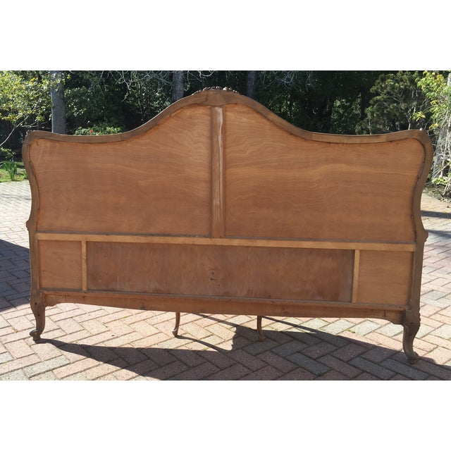 French Country King Headboard - Image 4 of 5