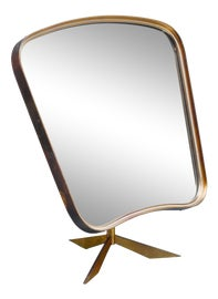 Image of Brass Table Mirrors