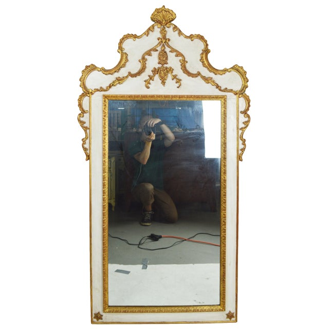 French Rococo Gilt Mirror - Image 2 of 5