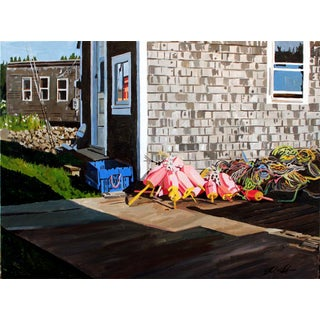 New England Still-Life Giclee Print For Sale
