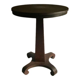 Table - Vintage Empire Round Side Table