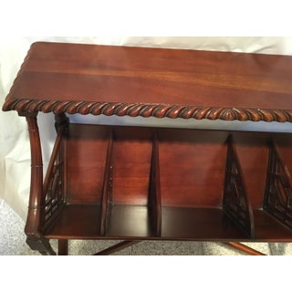 1990s Georgian Maitland Smith Book Stand Preview