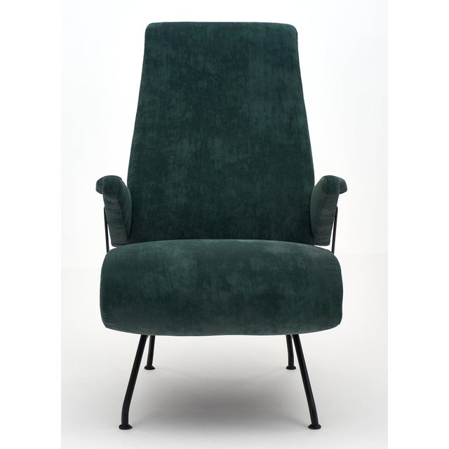 Italian Pair of Armchairs by Carlo DI Carli For Sale In Austin - Image 6 of 11