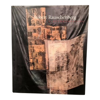 Robert Rauschenberg: A Retrospective Catalogue of the Landmark Exhibition by Walter Hopps and Susan Davidson For Sale
