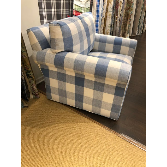 Scalamandre Chicago showroom is moving to a new space and we are making room. This Scalamandre private label chair made...