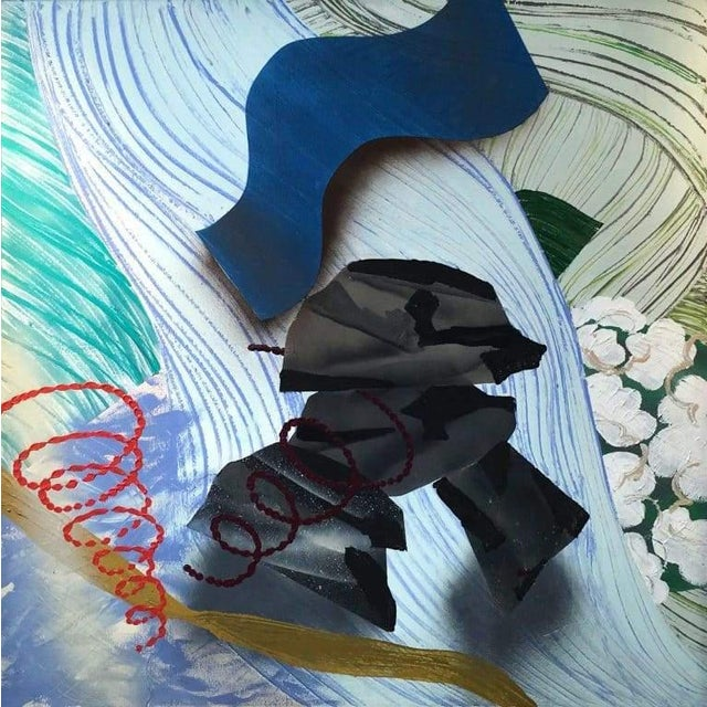 Abstract Catharine Warren For Sale - Image 3 of 3