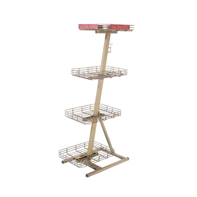 E&j Brandy Advertising Stand For Sale - Image 13 of 13