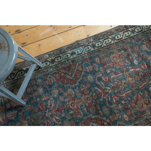 """Vintage Northwest Persian Rug Runner - 3' X 8'6"""" For Sale In New York - Image 6 of 11"""
