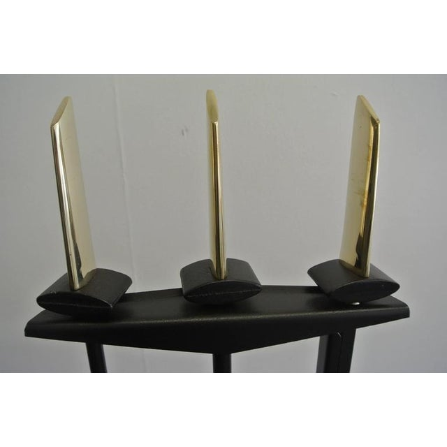 Fireplace Tools by Donald Deskey For Sale In New York - Image 6 of 6