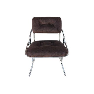 1970s Vintage Jerry Johnson Style Chair For Sale