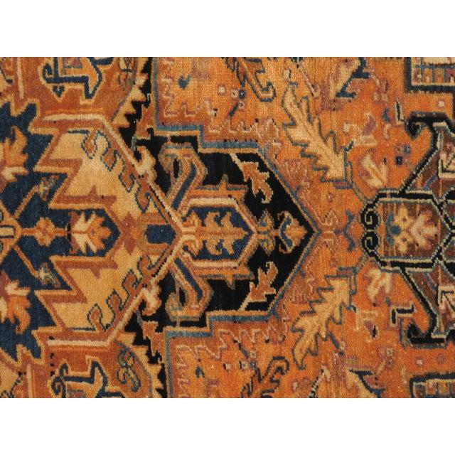 "Vintage Persian Heriz Rug - 8'4"" X 11'8"" - Image 2 of 5"