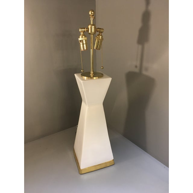 """Ceramic Christopher Spitzmiller """"Melissa"""" in Clear For Sale - Image 7 of 7"""