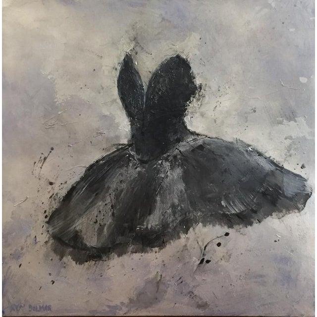 Ryn Del Mar, Grande Jete Painting, 2016 For Sale