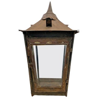 19th Century English Street Lamp For Sale