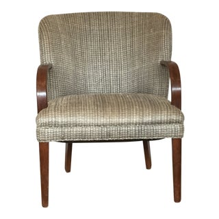 Mid 20th Century Danish Modern Occasional Chair For Sale