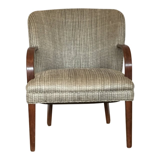 . Mid 20th Century Danish Modern Occasional Chair