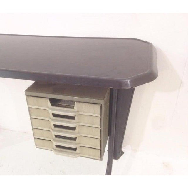 1970s Desk by Studio Bbpr for Olivetti For Sale - Image 5 of 9