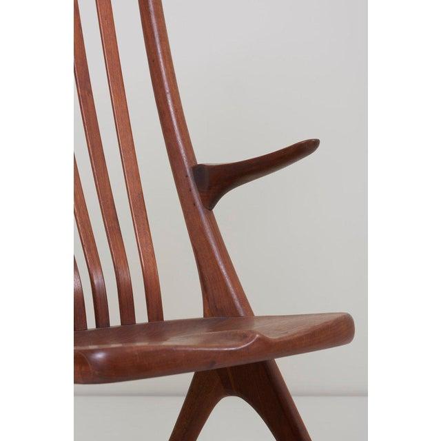 Richard Harrison Studio Rocking Chair by Richard Harrison, Us, 1960s For Sale - Image 4 of 6