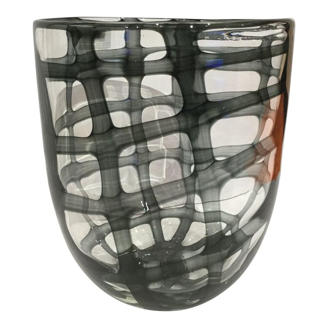 Roost Glass Swirl Vase - Image 1 of 4