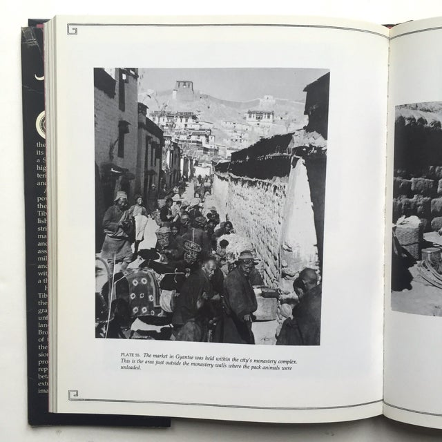 """""""A Portrait of Lost Tibet"""" Cultural History Vintage 1980 1st Edtn Photography Book For Sale - Image 5 of 10"""