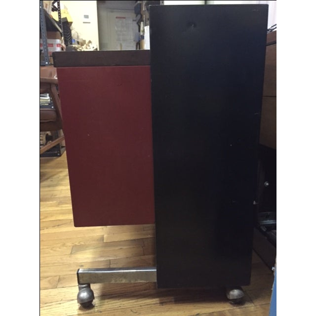 Designcraft 3 Drawer Industrial Desk - Image 6 of 6