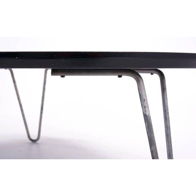 Fine Very Rare Isamu Noguchi Rudder Coffee Table Model IN Herman - Noguchi rudder table