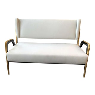 Art Deco Italian Settee For Sale