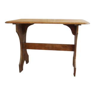Monastery Console Table