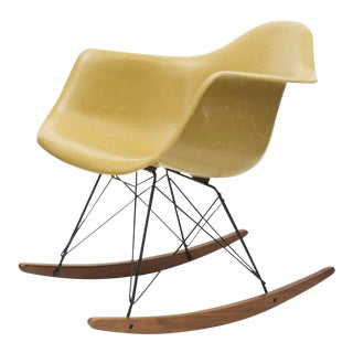 Modernica Mustard Yellow Rocker