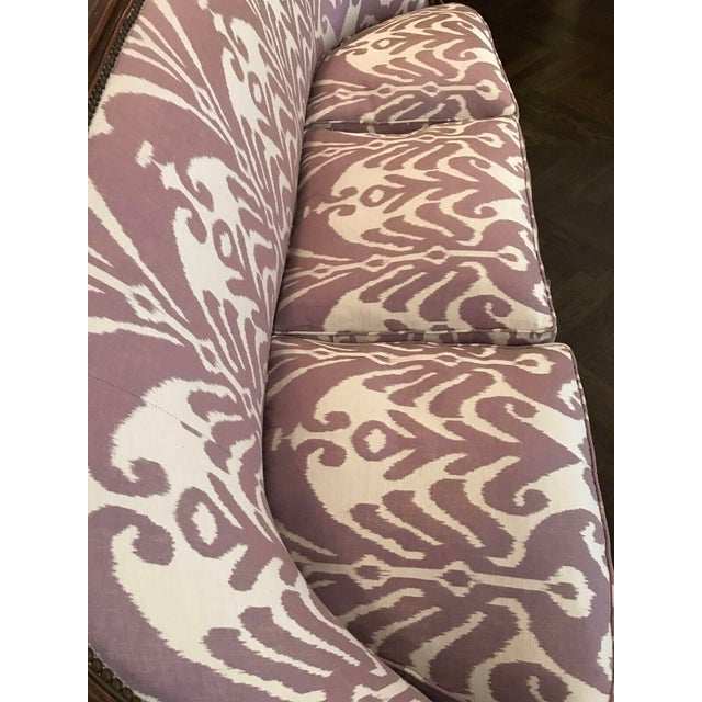 Louis XVI Style Three Seat Sofa - Image 8 of 9