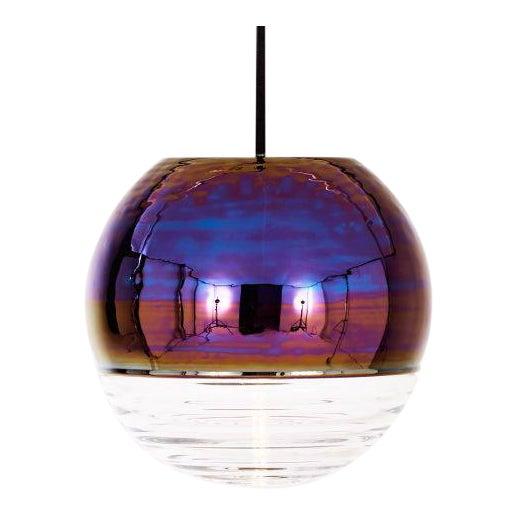 Tom Dixon Flask Ball Pendant in Oil For Sale