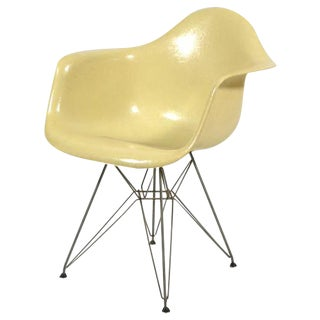 """Charles and Ray Eames """"DAR"""" Armchair by Zenith for Herman Miller For Sale"""