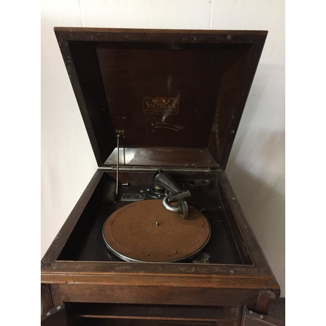 Art Deco Phonographe For Sale - Image 3 of 8