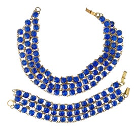 Image of Blue Necklaces