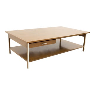Vintage Mid Century Paul McCobb for Linear Coffee Table For Sale