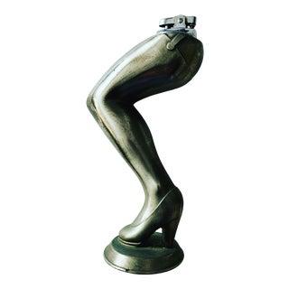 Vintage Leg With High Heeled Shoe Lighter For Sale