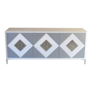 Custom Seryolux 'Pezzo Unico' Sideboard For Sale