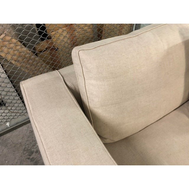 Metal Maxalto Omnia Sectional Sofa-Extra Long For Sale - Image 7 of 13
