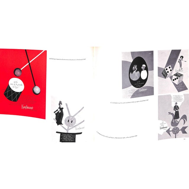 Brown Paul Rand: His Work from 1946 to 1958 For Sale - Image 8 of 11