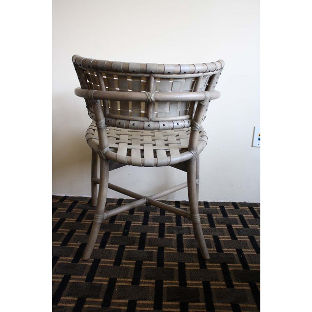McGuire Steven Volpe Crin Arm Chair - Image 4 of 6